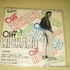 Discos de vinilo: CLIFF RICHARD - - 1966. Lote 33662949