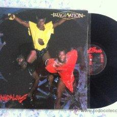 Discos de vinilo: LP IMAGINATION-SCANDALOUS. Lote 33663193