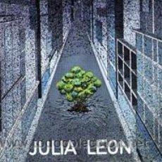 Discos de vinilo: JULIA LEÓN - CON VIENTO FRESCO. Lote 33664054