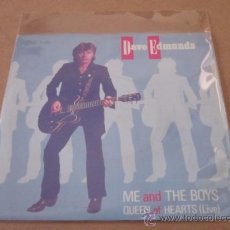 Discos de vinilo: DAVE EDMUNDS - ME AND THE BOYS - MADE IN UK IN 1982.. Lote 33664432