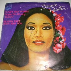 Discos de vinilo: BONNIE POINTER I CAN'T HELP MYSELF / HEAVEN MUST HAVE SENT YOU (1981 MOTOWN SP) THE POINTER SISTERS. Lote 33664472