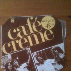 Discos de vinilo: CAFE CREME - MAXI SINGLE A 45 R.P.M. - EMI - AÑO 1977 - VERSIONES DE LOS BEATLES. Lote 33664687