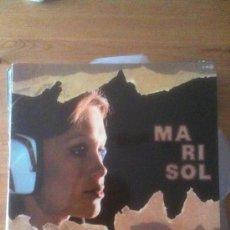 Discos de vinilo: MARISOL - HABLAME DEL MAR MARINERO. Lote 33666159