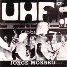 Discos de vinilo: UHF -JORGE MURREU -EP PORTUGAL 1979 PUNK KBD POWERPOP. Lote 33668610