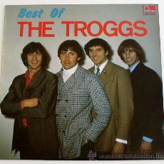 Discos de vinilo: THE TROGGS ··· THE BEST OF - (LP). Lote 33669048