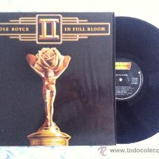 Discos de vinilo: LP ROSE ROYCE-IN FULL BLOOM. Lote 33673012