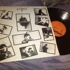 Discos de vinilo: PIRAMIS 3 - LP . Lote 33673188