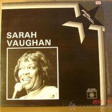 Discos de vinilo: SARA VAUGHAN - ESTRELLAS DEL JAZZ - LOTE DE 3 LP - ROULETTE SLP 30.157/SLP 30.446/SLP 30.668 -1984 . Lote 33676775