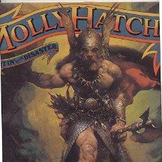 Discos de vinilo: MOLLY HATCHET / FLIRTIN WITH DISASTER / LP 33 RPM / EDITADO POR EPIC ESPAÑA. Lote 33683450