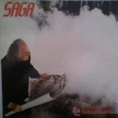 Discos de vinilo: SAGA - WORLDS APART. Lote 33683550