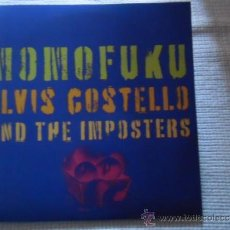 Discos de vinilo: ELVIS COSTELLO AND THE IMPOSTERS - '' MOMOFUKU '' 2 LP. Lote 33688948