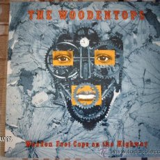 Discos de vinilo: THE WOODENTOPS WOODEN FOOTS COPS ON THE HIGHWAY. Lote 33717515