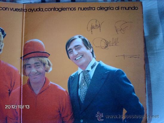 Discos de vinilo: gabi fofo y miliki con fofito - Foto 2 - 33717810