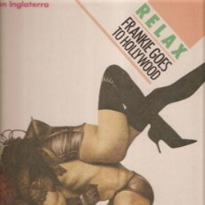 Discos de vinilo: FRANKIE GOES TO HOLLYWOOD. Lote 33697818