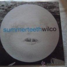 Discos de vinilo: WILCO - '' SUMMERTEETH '' 2 LP + CD. Lote 33709832