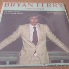 Discos de vinilo: BRYAN FERRY (ROXY MUSIC) - EXTENDED PLAY - BEATLES COVER.. Lote 33710061