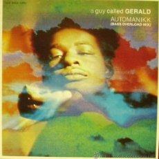 Discos de vinilo: GUY CALLED GERALD-AUTOMANIKK MAXI SINGLE PROMOCIONAL SPAIN. Lote 33718312