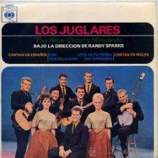 Discos de vinilo: THE NEW CHRISTY MINSTRELS (LOS JUGLARES) / CANTAN EN ESPAÑOL E INGLES (EP 1964). Lote 33720144