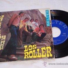 Discos de vinilo: LOS ROLLER 7´SG UNA CHICA QUE NO CONVIENE + 1 (1969) RARO -EXC.ESTADO. Lote 33722127
