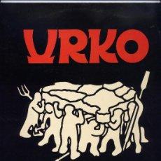 Discos de vinilo: URKO. LP 33 RPM. SAKONKI MAITE ZAITUT EUSKAL-HERRIA.FOLK VASCO.NOVOLA AÑO 1978. Lote 33722342