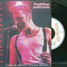 Discos de vinilo: LOQUILLO Y LOS TROGLODITAS (CADILLAC SOLITARIO). Lote 33725333