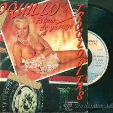 Discos de vinilo: LOQUILLO Y LOS TROGLODITAS (RITMO DE GARAGE). Lote 33725363