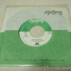 Discos de vinilo: FATBACK ( MASTER BOOTY - ZODIAC MAN ) NEW YORK-USA 1977 SINGLE45 POLYDOR. Lote 33725722