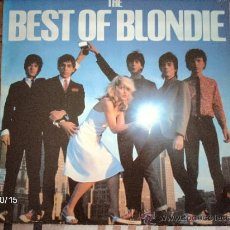 Discos de vinilo: BLONDIE THE BEST OF BLONDIE. Lote 33727670
