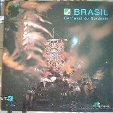 Discos de vinilo: BRASIL CARNAVAL DO NORDESTE GUEDES PEIXOTO E SUA ORQUESTRA . Lote 33727853