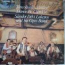 Discos de vinilo: SANDOR DEKI LAKATOS AND HIS GIPSY BAND DANCE THE CSARDES!. Lote 33737548