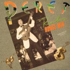Discos de vinilo: PERET - SABOREANDO (3 VERSIONES) - MAXISINGLE 1990. Lote 33739999