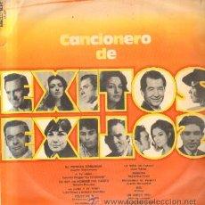 Disques de vinyle: CANCIONERO DE EXITOS D-FLA-1585. Lote 33735869