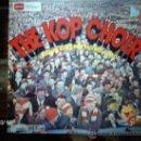 Discos de vinilo: THE KOP CHOIR LIVERPOOL CLUB´S OWN FOOTBALL SOUND . Lote 33762970
