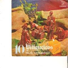 Discos de vinilo: VILLANCICOS CORO Y RONDALLA ALEGRIA AÑO 1970. Lote 33795628