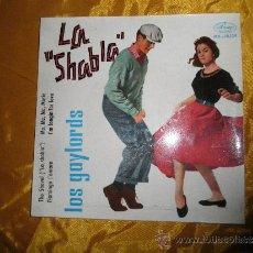 Discos de vinilo: LOS GAYLORDS. LA SHABLA. EP . MERCURY 1959. Lote 33744746
