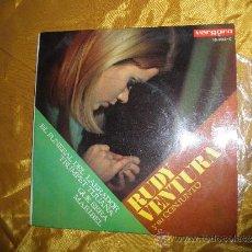 Discos de vinilo: RUDY VENTURA Y SU CONJUNTO. EL FUNERAL DEL LABRADOR. EP. VERGARA 1967. Lote 33745665
