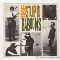 Discos de vinilo: THE STUPID BABOONS - WILL I BE TRUE?. Lote 33745862