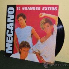 Discos de vinilo: MECANO - 15 GRANDES ÉXITOS - LP - VINILO. Lote 33747848