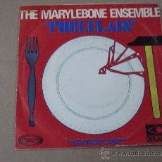 Discos de vinilo: THE MARYLEBONE ENSEMBLE TRANSPLANT + 1 SINGLE BEACON SPAIN 68 @ GRAN BLUES PSICODELICO @ VG++ TO EX. Lote 33761646
