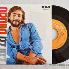 Discos de vinilo: ZARZA - BILBAO/ANA EN OTOÑO (RCA SINGLE 1976) ESPAÑA. Lote 33770089