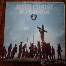 Discos de vinilo: JESUS CHRIST SUPERSTAR - BANDA SONORA DE LA PELICULA . Lote 33797624