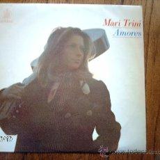 Discos de vinilo: MARI TRINI - AMORES. Lote 33797979