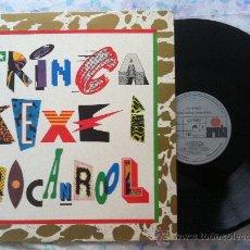 Discos de vinilo: LP LA TRINCA-TRINCA SEXE I ROCANROOL. Lote 33778071
