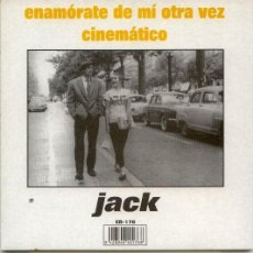 Discos de vinilo: JACK - ENAMÓRATE DE MÍ OTRA VEZ SINGLE. Lote 33779550