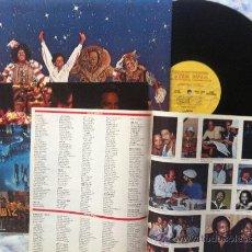 Discos de vinilo: LP DOBLE-THE WIZ-SOUNDTRACK. Lote 33781385