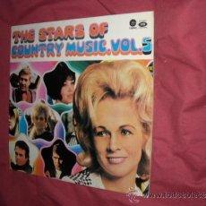 Discos de vinilo: THE STAR OF COUNTRY MUSIC VOL 5 LP ORIGINALES CAPITOL HOL VER FOTO ADICIONAL. Lote 33788839