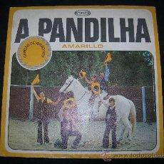 Discos de vinilo: EP LA PANDILLA // AMARILLO + 3 // EDIC. PORTUGAL. Lote 33806203