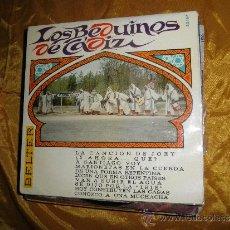 Discos de vinilo: LOS BEDUINOS DE CADIZ. EP. 10 CANCIONES. LA CANCION DE JOEY. BELTER 1967. Lote 33810480