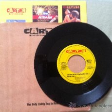 "Discos de vinilo: 7"" CARTER-PANIC-THE ONLY LIVING BOY.... Lote 33813086"