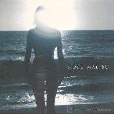 Disques de vinyle: HOLE - MALIBU / DRAG (45 RPM) EDICION INGLESA - EX/EX+. Lote 33815267